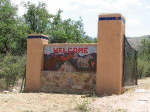 Triangle Y camp Tucson 2009